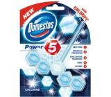 Domestos Power 5 Chlorine WC záves 55 g