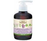 Green Pharmacy Šalvěj a Olej z hroznových semínek jemný čisticí gel na obličej pro pokožku náchylnou na akné 270 ml
