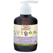 Green Pharmacy jemný čistiaci gél na tvár 270ml- Šalvia a olej z hroznových semienok 7883