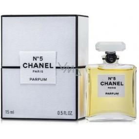 Chanel No.5 Parfum parfum pre ženy 15 ml