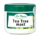 Dr. Popov Tea Tree dezinfekčný masť na opary, akné, kožných problémoch 50 ml