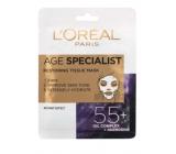 Loreal Paris Age Specialist 55+ obnovujúci textilné maska 30 g