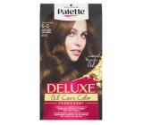 Schwarzkopf Palette Deluxe farba na vlasy 6-0 Svetlohnedý 115 ml