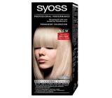 Syoss Professional barva na vlasy 10-1 Extra světlá ryzí blond