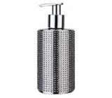 Vivian Gray Diamond Silver luxusné tekuté mydlo s dávkovačom 250 ml