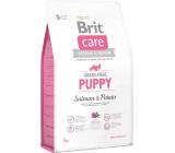 Brit Care Grain-free Junior Losos a brambory superprémiové bezobilné krmivo pro štěňata a mladé psy 3 kg