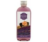 Bohemia Herbs Lavender La Provence Olejový sprchový gel s olivovým a hroznovým olejem Pole a dům 100 ml