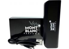 Montblanc Power Bank externí nabíječka 9 cm