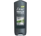 Dove Men + Care Elements Minerals & Sage sprchový gél pre mužov 250 ml