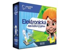 Albi Kúzelné čítanie Ceruzka elektronická + interaktívna hovoriace kniha Atlas sveta, sada