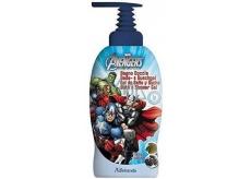 Avengers kúpeľový a sprchový gél pre deti 1 l EXP 02/19
