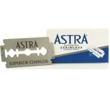 Astra Superior Stainless náhradné žiletky 5 kusov