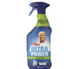 Mr. Proper Ultra Power Hygiene univerzálny čistič na odstraňovanie prachu, mastnoty a nečistôt 750 ml rozprašovač
