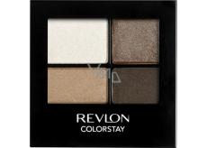 Revlon Colorstay 16 Hour Eye shadow Palette oční stíny 555 Moonlit 4,8 g