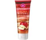 Dermacol Aroma Ritual Jablko a škorica Hrejivý krém na ruky 100 ml