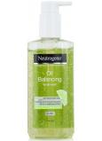 Neutrogena Oil Balancing čistiaci gél dávkovač 200 ml