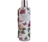 Bohemia Gifts & Cosmetics Botanica Šípek a ruže kúpeľová pena 250 ml