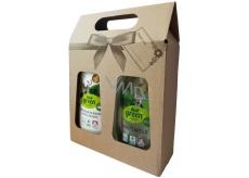 Darčeková sada Real Green na riad + tekuté mydlo 2x500g 1058