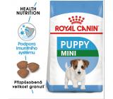 Royal Canin Mini Puppy kompletné krmivo pre šteňatá malých plemien (hmotnosť v dospelosti 1 až 10 kg) od 2 do 10 mesiacov veku 8 kg