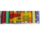 Soke Bingo kvalitný hubky na riad s drôtenkou 10 kusov