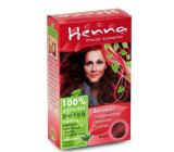 Henna Prírodná farba na vlasy Bordová 121 prášková 33 g