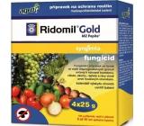 Agro Ridomil Gold MZ Pepite přípravek na ochranu rostlin 4 x 25 g