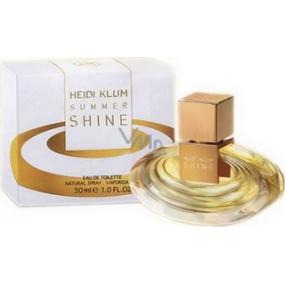 Heidi Klum Summer Shine toaletná voda pre ženy 30 ml