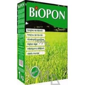 Biopon Trávník hnojivo 1 kg