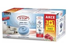 Ceresit Stop vlhkosti Aero 360 Energické ovoce náhradní tablety 4 x 450 g