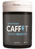 CAFFIT Kofeín a eleuterokok, doplnený o vitamíny a minerály k prevencii únavy ak posilneniu zdravia, 60 tabliet