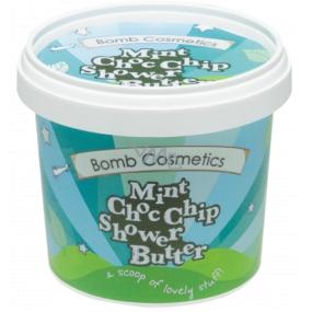 Bomb Cosmetics Máta a Čokoláda - Mint Choc Nip Přírodní sprchový krém pro extrémně suchou pleť 365ml
