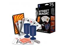 Hm Studio Fantastická magie - oslnivé triky Kreativní sada obsahuje 25 triků a kouzel, věk 8+