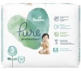 Pampers Pure Protection veľkosť 3, od 6-10 kg plienkové nohavičky 31 kusov