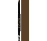 Dermacol Eyebrow Perfector Automatic ceruzka na obočie s kefkou 03 3 g