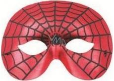 Spiderman škraboška 19 cm vhodná pre dospelých