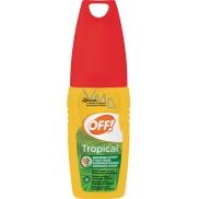 Off! Tropical repelentný prípravok rozprašovač 100 ml