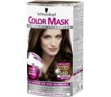 Schwarzkopf Color Mask barva na vlasy 560 Sytý nugát