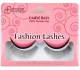 Absolute Cosmetics Fashion Lashes Umelé riasy 005 čierne 1 pár