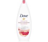 Dove Beauty Blossom vyživujúce sprchový gél 250 ml