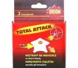 Orion nástrahy na mravence se silnými lákadly 2 kusy