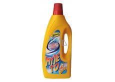 Myjeto Extra Odmasťovacie a čistiaci prípravok na silne znečistené povrchy aj drevené podlahy 1 l