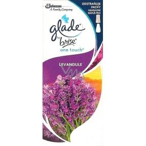 Glade One Touch Levanduľa mini sprej osviežovač vzduchu náhradná náplň 10 ml