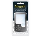 If Magnifier pocket with LED light Lupa s led světlem 14,6 x 5,8 x 2,5 cm