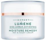Lumene Detox Recovery Moisturizing Remedy Cream hydratační regenerační denní & noční krém 50 ml