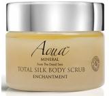 Aqua Mineral Total Silk Enchantment tělový peeling 475 g