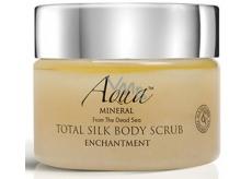 Aqua Mineral Total Silk Body Scrub Enchantment tělový peeling 475 g