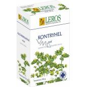 Leros Alchemilka vňať bylinný čaj v období klimaktéria sypaný 50 g