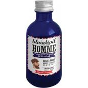 Blondépil Homme Huile A Barbe olej na fúzy pre mužov 50 ml