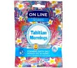 Senses penivá soľ do kúpeľa 80g Tahiti 9596