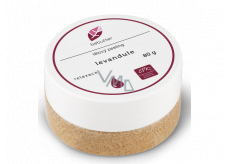 Aromatica Bebutter Bio Levanduľa telový peeling 80 g